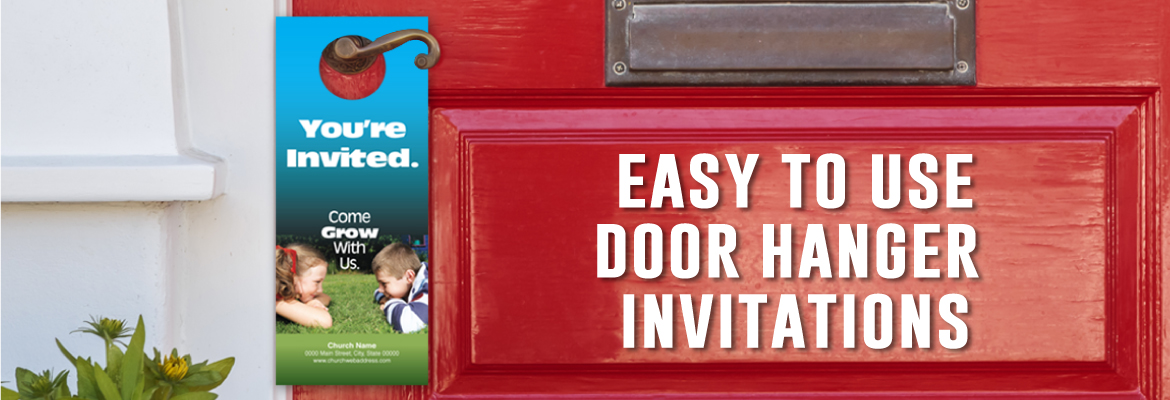 Marketing Door Hanger